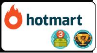 Somos vendedor CHAMPION no Hotmart, com mais de R$20 mil em vendas!